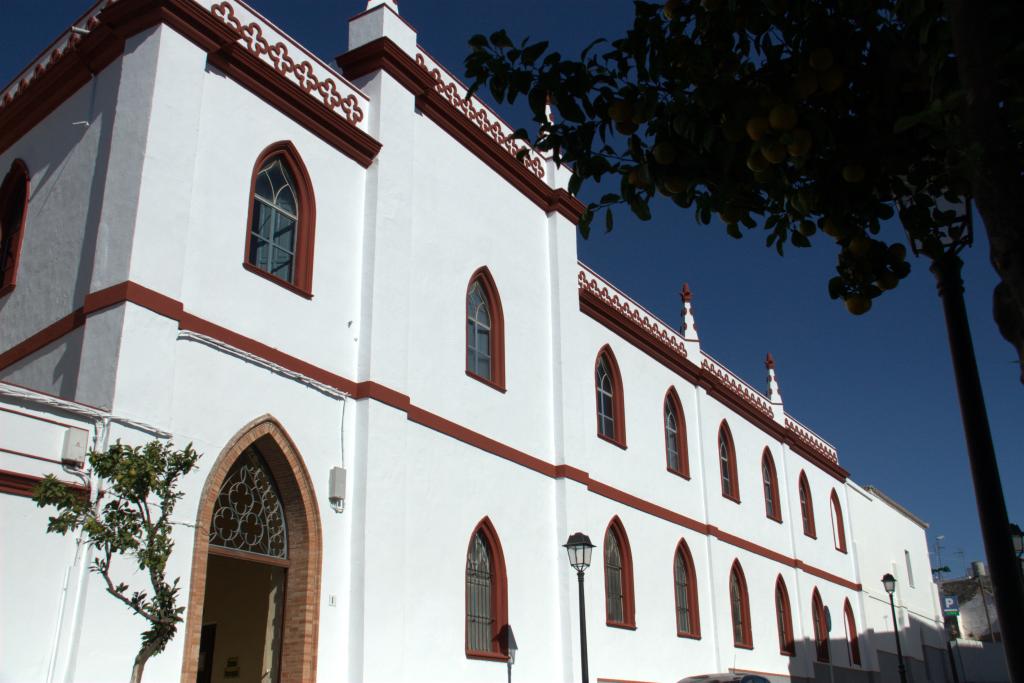Fachada Convento de San Francisco