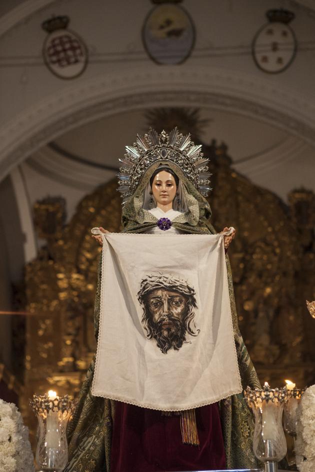 Santa Mujer Verónica